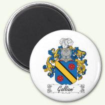 Galliani Family Crest Magnet