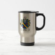 Galliani Family Crest Mug