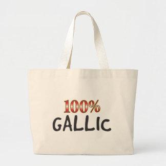 Gallic 100 Percent Tote Bag