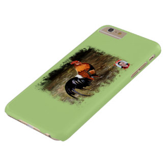 Gallic rooster//Rooster Barely There iPhone 6 Plus Case