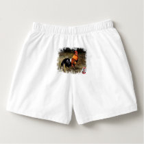 Gallic rooster//Rooster Boxers