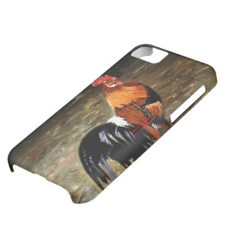 Gallic rooster//Rooster Cover For iPhone 5C