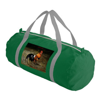 Gallic rooster//Rooster Gym Bag