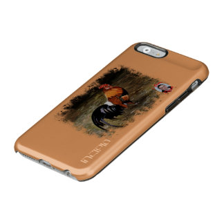 Gallic rooster//Rooster Incipio Feather® Shine iPhone 6 Case