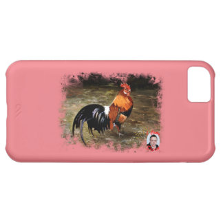 Gallic rooster//Rooster iPhone 5C Cover