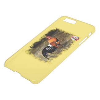 Gallic rooster//Rooster iPhone 7 Plus Case