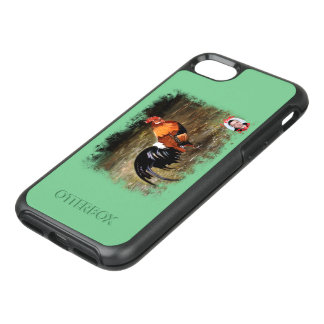 Gallic rooster//Rooster OtterBox Symmetry iPhone 7 Case