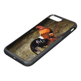 Gallic rooster//Rooster OtterBox Symmetry iPhone 7 Plus Case