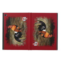 Gallic rooster//Rooster Powis iPad Air 2 Case