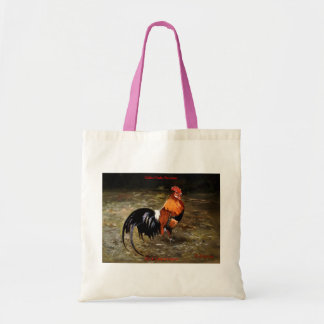 Gallic rooster//Rooster Tote Bag
