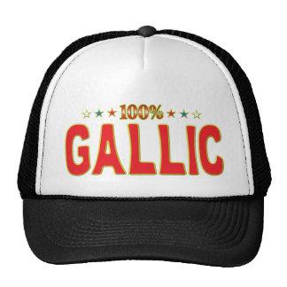 Gallic Star Tag Cap