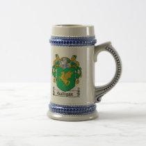 Galligan Family Crest Mug