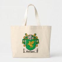 Galligan Family Crest Bag