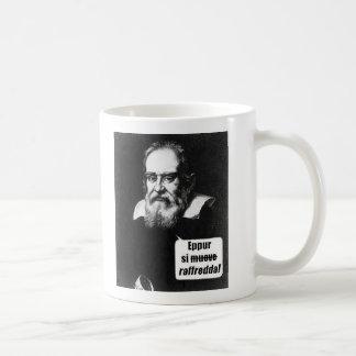 Gallileo's Climate Heresy Classic White Coffee Mug