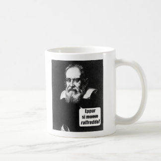 Gallileo's Climate Heresy Coffee Mug