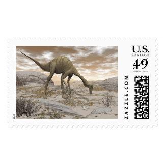 Gallimimus dinosaur - 3D render Postage