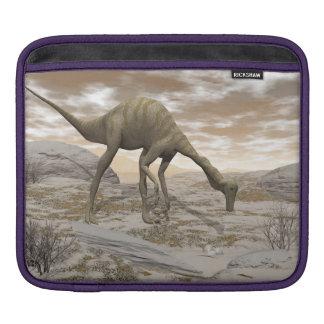 Gallimimus dinosaur - 3D render Sleeve For iPads
