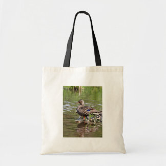 Gallina del pato silvestre bolsa