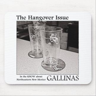 Gallinas: El problema de la resaca Alfombrilla De Ratones