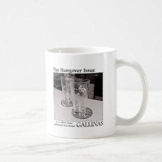Gallinas El problema de la resaca Tazas De Café