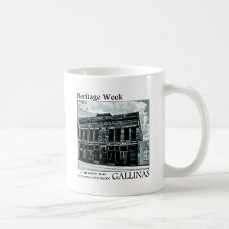 GALLINAS Magazine: Heritage Week Coffee Mug