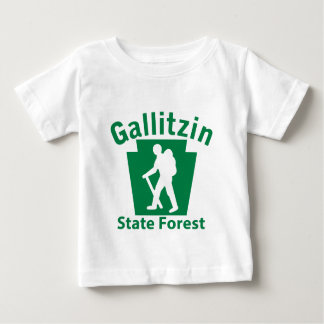 Gallitzin SF Hike (male) Baby T-Shirt