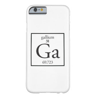 Gallium Barely There iPhone 6 Case