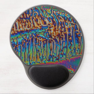 Gallium nitrate under the microscope gel mouse pad