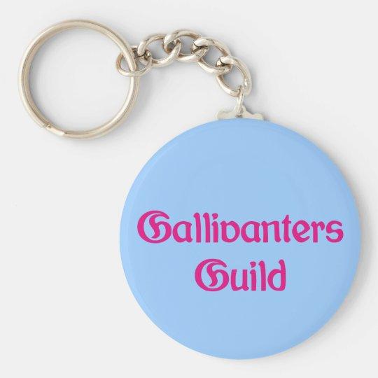 Gallivanters Guild Keychain