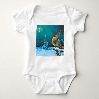 gallo body para bebé