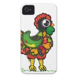 Gallo de Barcelos del portugués iPhone 4 Cobertura
