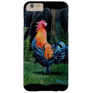 Gallo de cacareo funda de iPhone 6 plus barely there