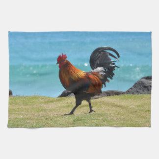 Gallo de Kauai Toallas