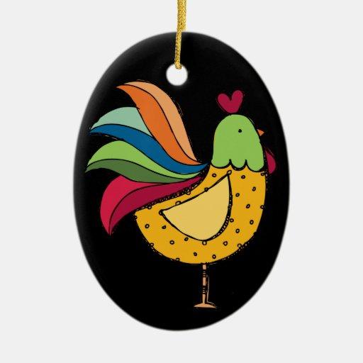 Gallo de la cocina - SRF Adorno Para Reyes