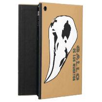 Gallo De Los Muertos Case For iPad Air