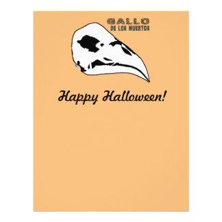 Gallo De Los Muertos Flyer