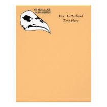 Gallo De Los Muertos Letterhead