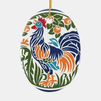 Gallo Ornamentos De Reyes
