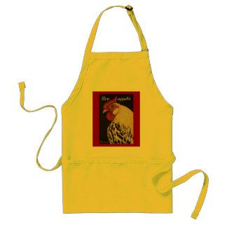 Gallo del appetit del Bon Delantales