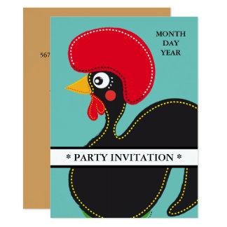 Gallo famoso de la invitación de Barcelos Nr 01