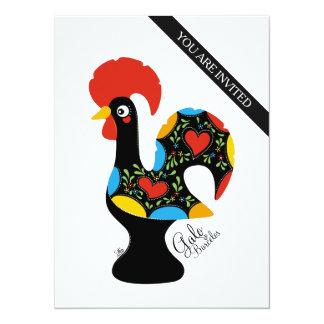 Gallo famoso de la invitación de Barcelos Nr 09