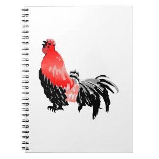 Gallo Cuaderno