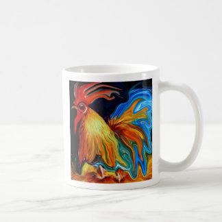 gallo líquido, gallo líquido taza clásica