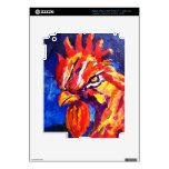 Gallo Pegatinas Skins Para iPad 3