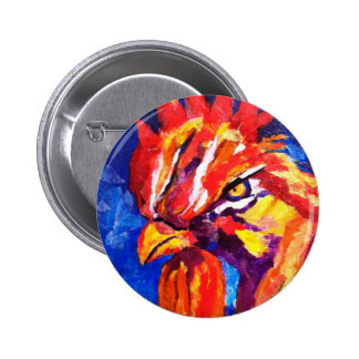 Gallo Pin Redondo 5 Cm