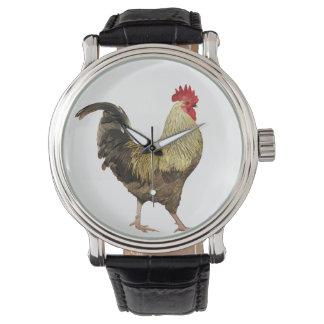 Gallo-uno-doodle-doo Reloj