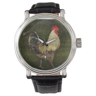 Gallo-uno-doodle-doo Reloj De Mano