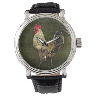 Gallo-uno-doodle-doo Relojes De Pulsera