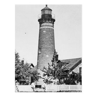 Galloo Island Lighthouse Postcard