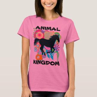 Galloping Animal Kingdom horse silhouette WINNING T-Shirt